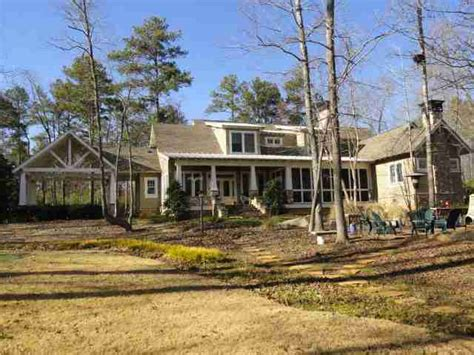 lake oconee lakefront homes for sale