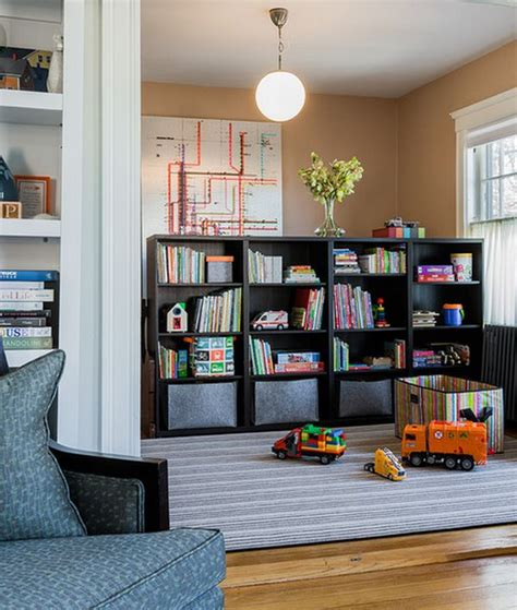 ikea bookshelves take a stand on versatility 23 creative