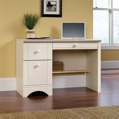 antique white office desk white computer desks for home office