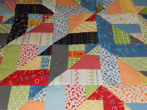 Baby Jelly Roll Quilt by 301 Moved Permanently