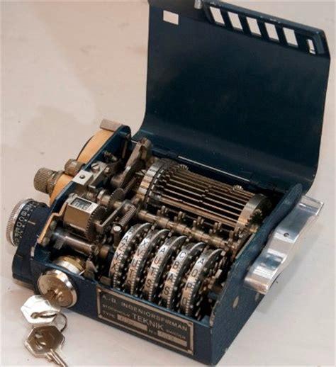 c 36 cipher machine