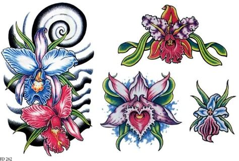 cattleya tattoo designs 30 awesome orchid tattoos designs