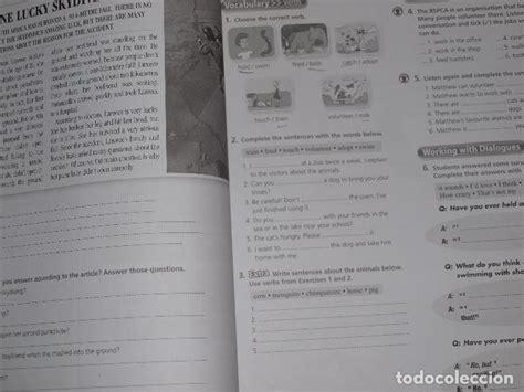 libro real english 2eso wb real english workbook 2 eso burlington books l comprar libros de texto en todocoleccion