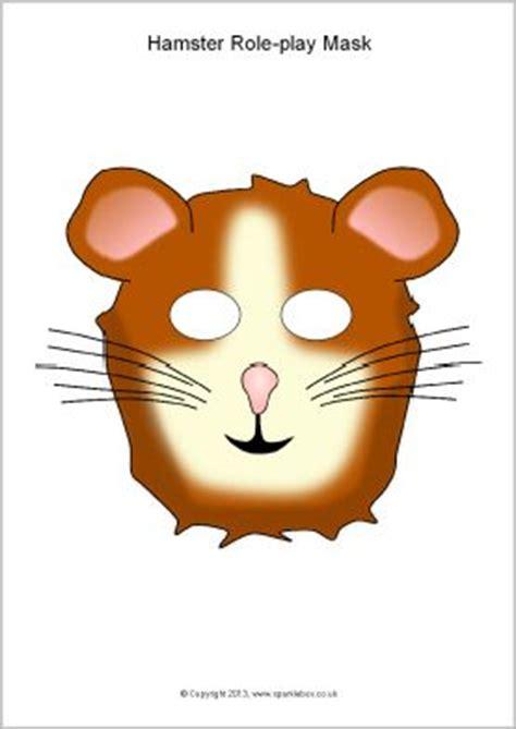 printable hamster mask template 17 best images about masks on pinterest bunny mask cat