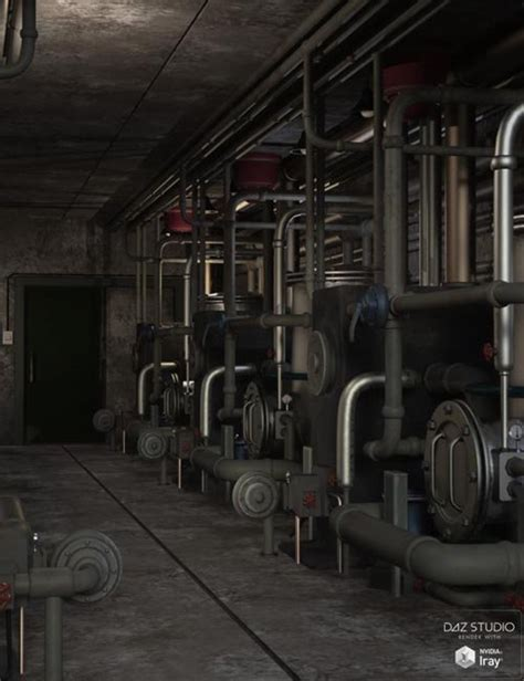 boiler room free boiler room 187 daz3d and poses stuffs free discussion about 3d design