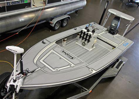 grey layout boat photos custom details seadek marine products