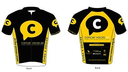 design jersey australia cancer voices cycling for cancer cancer voices south
