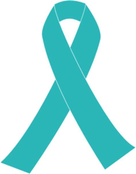 cervical cancer ribbon color cervical cancer ribbon vector www pixshark images