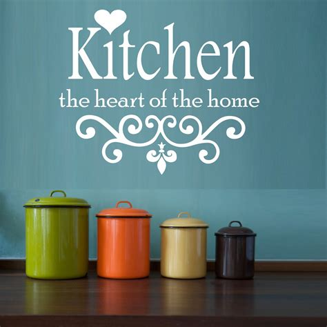 Kitchen Is The Heart Of The Home | kitchen the heart of the home