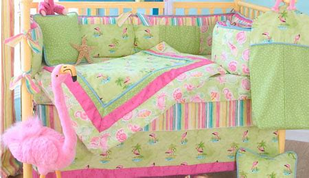 Flamingo Crib Bedding Lilly Pulitzer Baby Bedding Coral Pink Flamingo Nursery Ideas