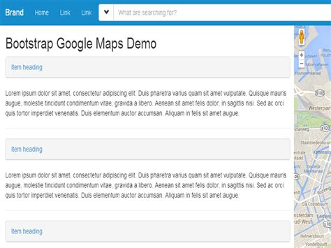 bootstrap themes google google maps free bootstrap google template freemium download