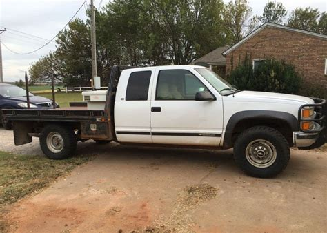 butler bale bed 1998 chevy 2500 with butler bale bed