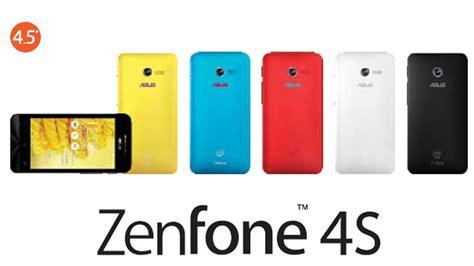 On Asus Zenfone 4s asus zenfone 4s a450cg sebagai penerus zenfone 4 a400cg