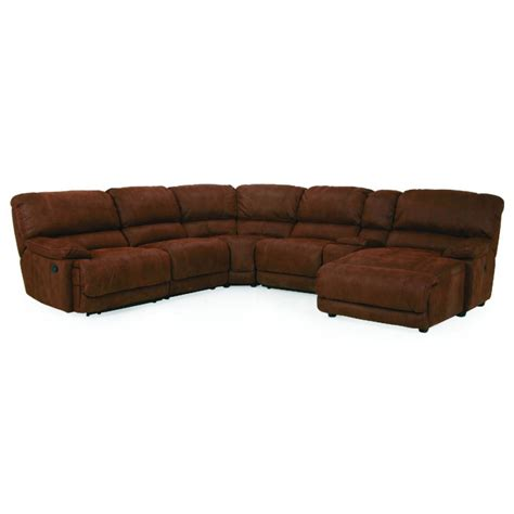Cheers Sectional Sofa by Cheers 8698 Reclining Sectional Eaton Hometowne