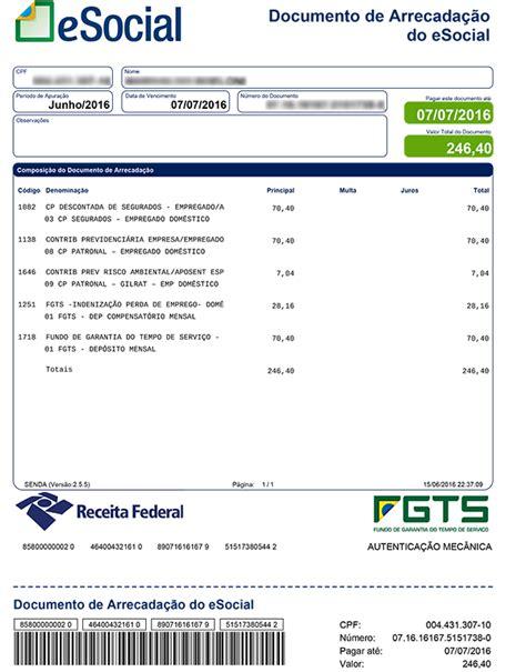 novo salario empregada domestica rs 2016 modelos de recibos de empregada dom 233 stica nolar com br
