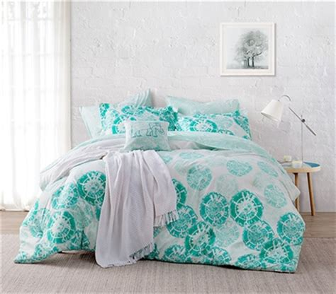 mint twin bedding extra long twin college bedding dorm room comforter twin xl