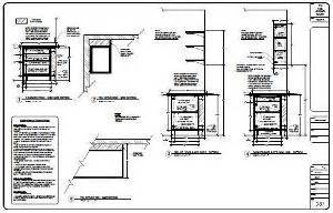Kitchen Cabinets Details by Kitchen Cabinet Shop Drawings Submited Images