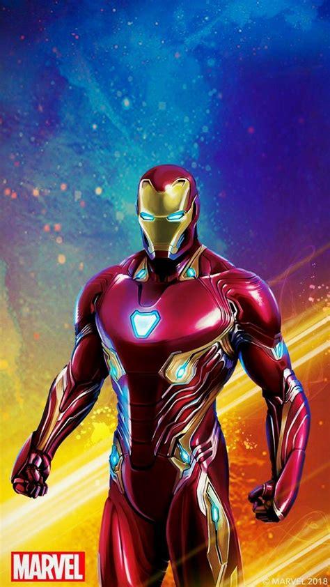 ironman bleeding edge armor aka tony stark artwork marvel