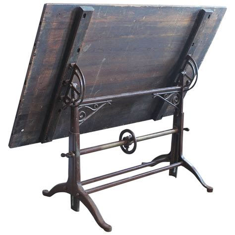 Antique Drafting Table For Sale At 1stdibs Antique Drafting Tables For Sale