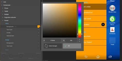 Sony Themes Beta | cr 233 ez votre propre th 232 me pour les sony xperia