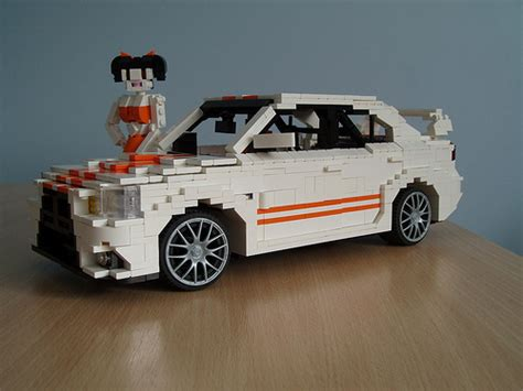 lego mitsubishi evo mitsubishi evo x the brothers brick the brothers brick