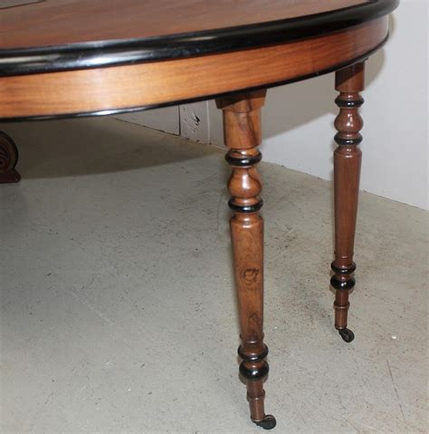 tavolo francese tavola allungabile francese antiquites lecomte