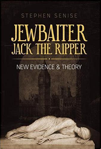 the ripper books were the the ripper murders an elaborate anti semitic