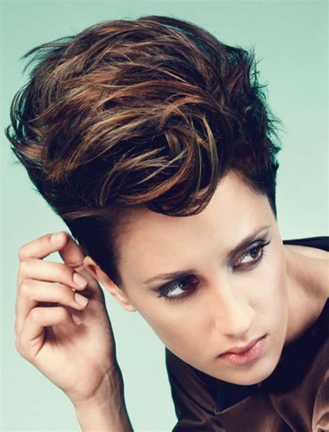 hairstyles colors cuts easy hairstyles for short hair 2018 2019 pixie hair cuts
