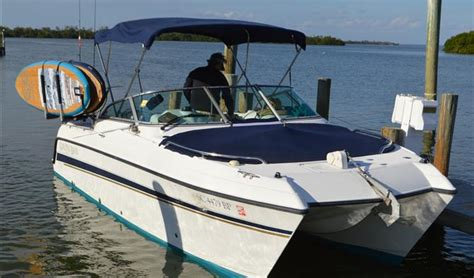 carry kayak and sup on your boat kayak and sup boat racks