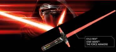 Promo Wars Lightsaber Kylo Ren Light Sound Pedang W which wars lightsaber suits you