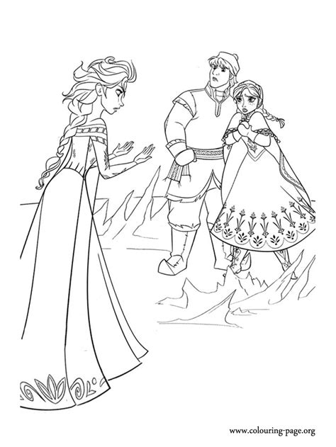 frozen coloring pages kristoff frozen elsa and kristoff the ultimate coloring