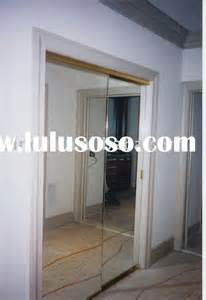 stanley works mirror sliding closet door 64564 001