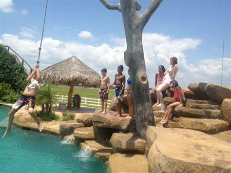 biggest backyard pool in the world take a tour inside the world s largest backyard pool