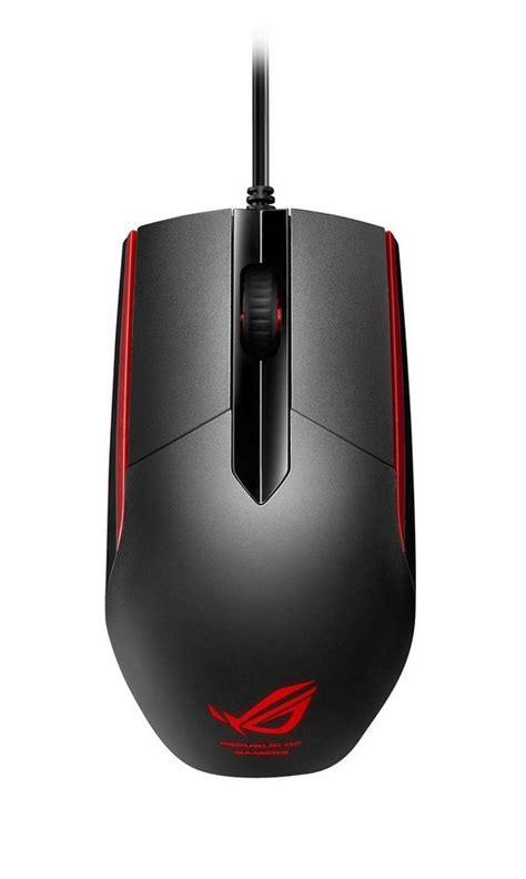 Mouse Asus Rog Sica asus rog sica optical gaming mouse kaufen otto