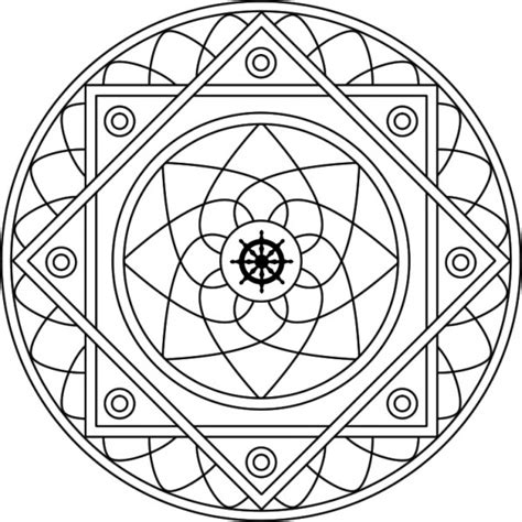 Imagenes De Mandalas Navideñas Para Pintar | m 225 ndalas para pintar mandalas para colorear en fechas