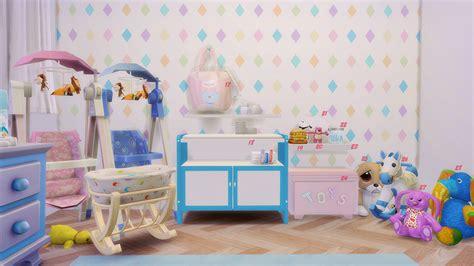 sims 4 nursery dreamteamsims