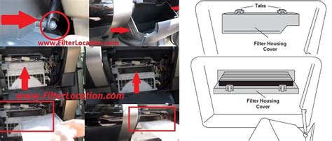 pontiac vibe cabin air filter pontiac vibe cabin air filter location