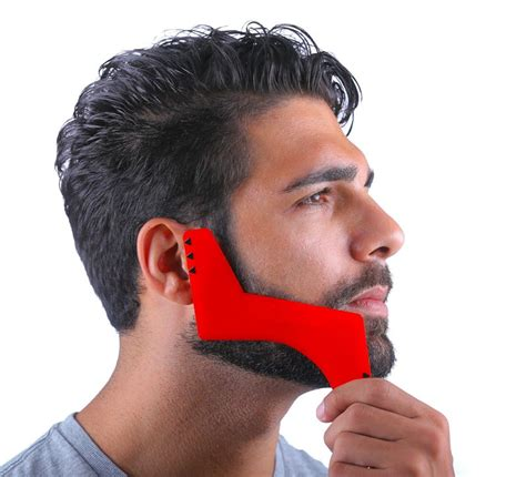 how to trim beards for men over 50 ehow beard shaping tool
