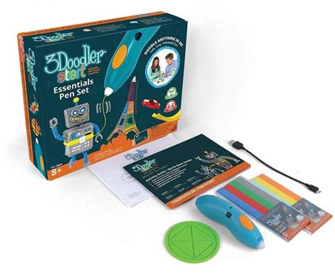 doodle 3d pen price 3doodler pen start essential 3d pen set price review and
