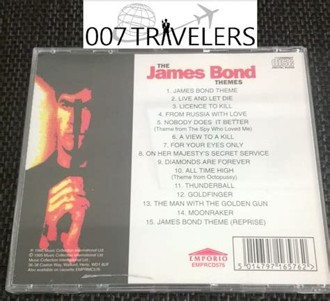 james bond themes london theatre orchestra 007 travelers 007 item the james bond themes 14