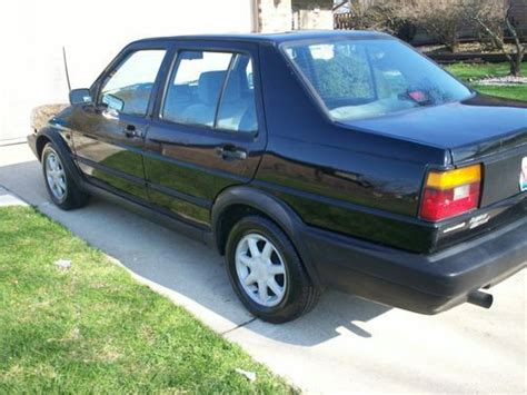 buy car manuals 1992 volkswagen jetta on board diagnostic system purchase used 1992 volkswagen jetta turbo eco diesel in richton park illinois united states