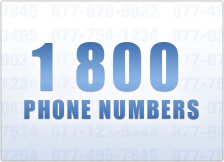 Mba Insurance Phone Number by 1 800 Phone Numbers Unitel Voice