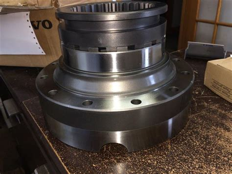 volvo  differential housing   dog clutch  usedrebuilt machinery