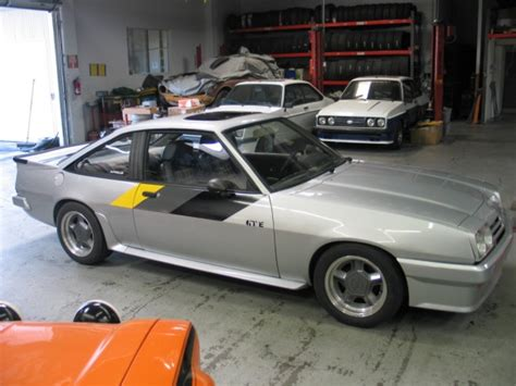 Opel Manta For Sale Usa by Irmscher Equipped 1982 Opel Manta B Bring A Trailer