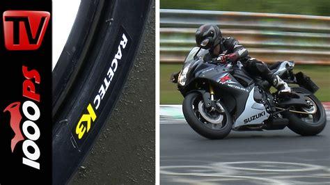 Schnellstes Motorrad Nordschleife by 2015 Metzeler Racetec Rr K3 Test Auf Nordschleife