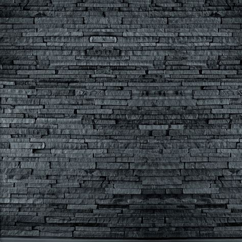 1 wall giant wallpaper mural slate stone brick effect 3
