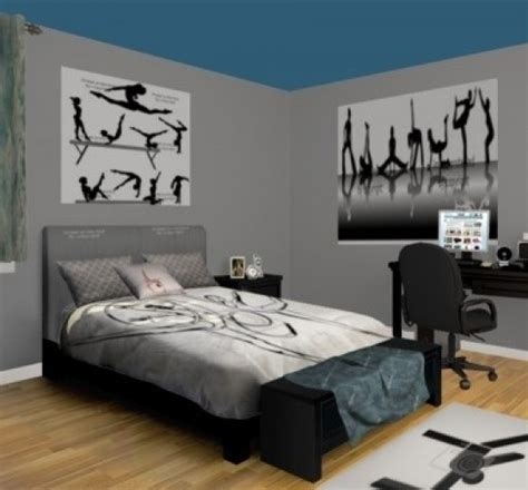 gymnastics bedding gymnastics room decor decor love