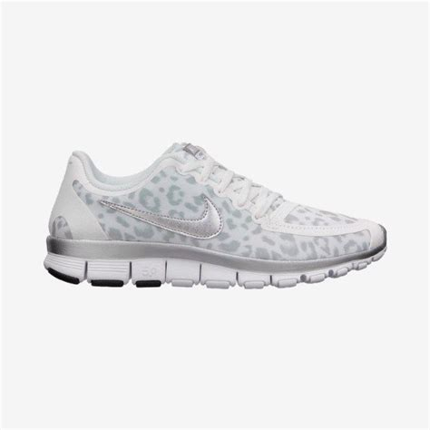 nike white and silver leopard sneakers nhs gateshead