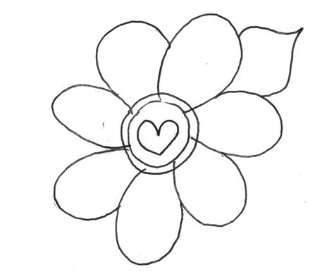 free printable flower coloring pages for kids 2017