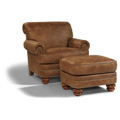 ottoman power flexsteel n7791 10 08 bay bridge chair and ottoman
